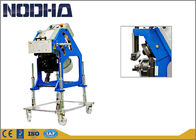 China 1400RPM Pipe Cold Cutting Tools , Portable Chamfering Machine 1.5 KW Motor Power factory