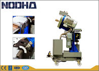 China 8 To 60mm Thick Portable Plate Beveling Machine Vertical Facing D X Type   factory