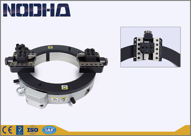 53kgs Light Weight Pipe Cutter Machine , Cold Cutters For Pipe