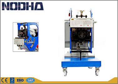 High Efficient Portable Plate Beveling Machine For Pressure Vessel