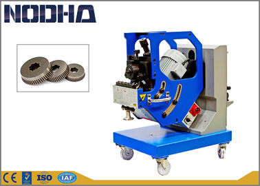 Environmental Portable Plate Beveling Machine For Shipbuilding 1500 W