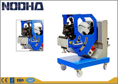 Cold Plate Beveling Machine For 6 -  30 Mm Thick Steel Plate V/Y Type