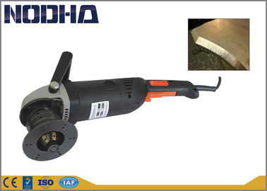 China 2.45kW Pipe Beveling Machine , Pipe Cutting Tools 1.5mm Minimal Plate Thickness factory