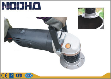 China Min Plate Thick 1.5mm Handheld Edge Milling Machine X Type Shaped factory