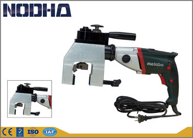 China NODHA Light Weight Tube Chamfering Machine For Chemical Industry factory