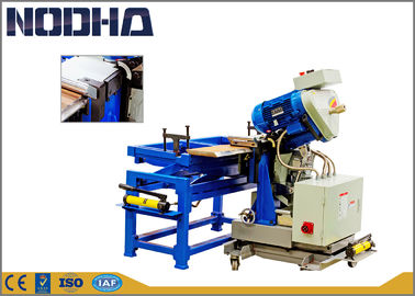 China 0-45 Degree High Efficiency Plate Edge Milling Machine Non - Pollution factory