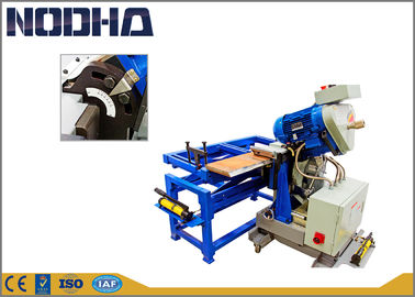China Bottom / Upside Industrial Milling Machine , Plate Chamfering Machine Low Noise factory