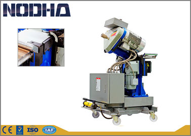 Cold Turret Milling Machine , Bevel Cutting Machine For Pressure Vessels