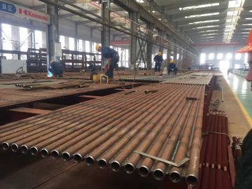900L/Min@0.6Mpa Pneumatic Pipe Beveling Machine Cold Pipe Cutting For Oil / Gas Filed