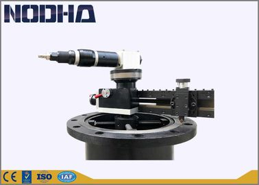 Durable On Site Flange Facing Machine , Portable Flange Facer Machine