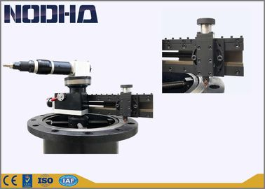 Internally Mounted On Site Flange Facing Machine Lightweight With Pneumatic Drive